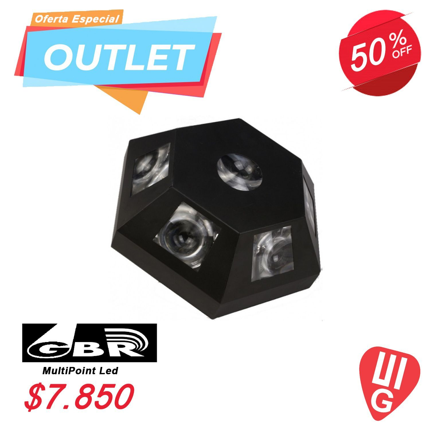 OUTLET MULTIPOINT